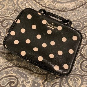 Kate Spade Cosmetic/Jewelry Case
